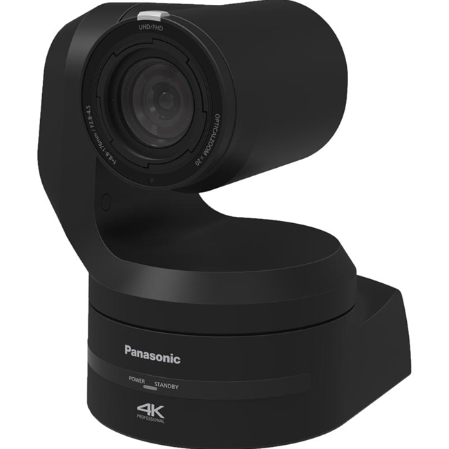 Panasonic AW-UE150KEJ 4K Integrated Camera 1-inch large MOS 2160/50p Black