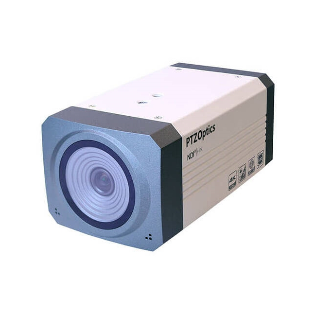 PTZ Optics: ePTZ NDI-ZCam Dual Output