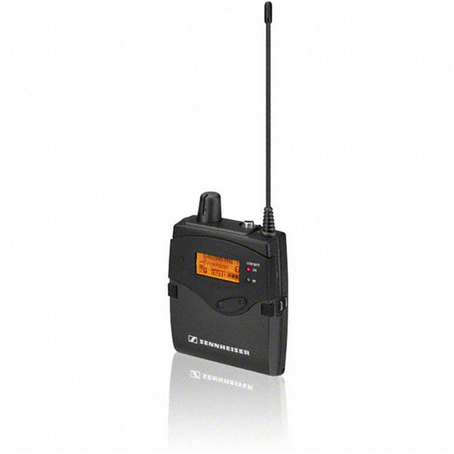 Sennheiser: EK 2000 IEM Adaptive diversity receiver for wireless monitoring, including IE 4