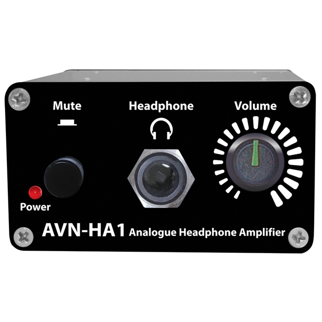 Sonifex: Analogue Headphone Amp for AVN-PA8/D & AVN-PM8/D Portals
