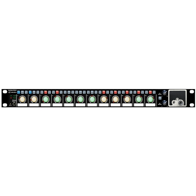 Sonifex: 12x2 Channel Mixer Monitor, AES67 Portal Rackmount