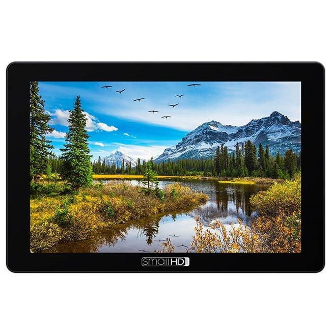 SmallHD 702 Touch 7-inch Daylight Viewable On-Camera Monitor with DCI-P3 Color