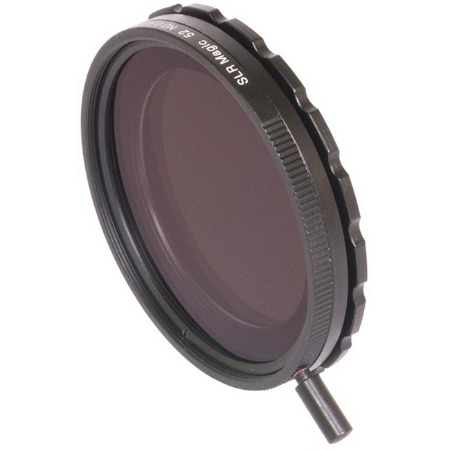 SLR Magic Variable ND filter (52mm rear thread 62mm front)