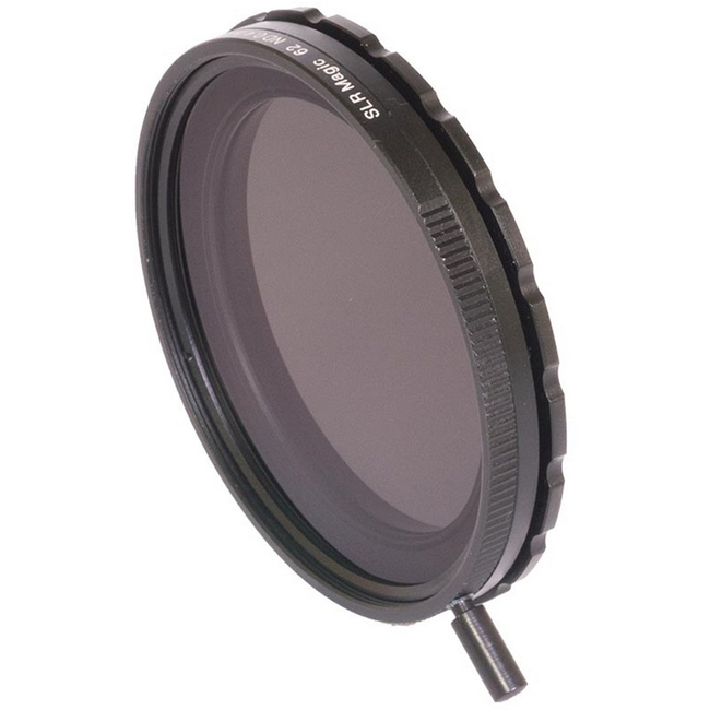 SLR Magic Variable ND filter (62mm rear thread 72mm front)