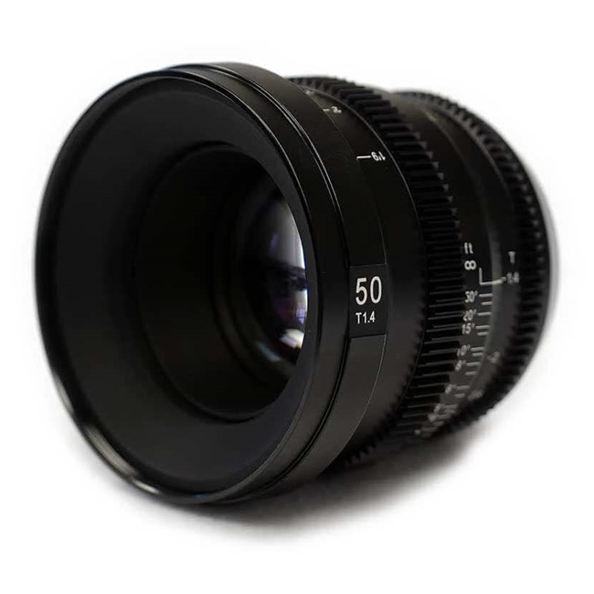SLR Magic Microprime 50mm T1.4 lens in MFT mount