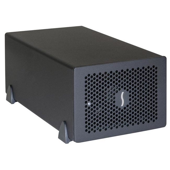 SONNET Echo Express SE3 Thunderbolt 3 to PCIe Expansion Chassis (Three Slot)