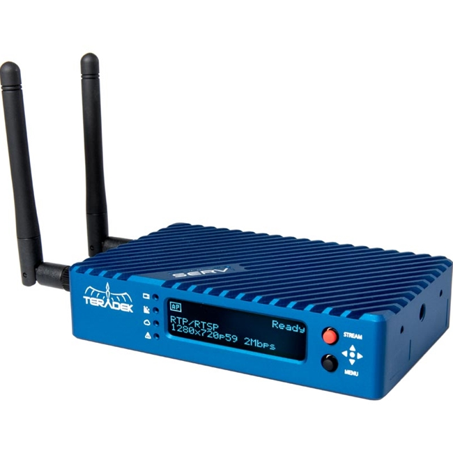 Teradek SERV Pro High Definition real-time Video Monitoring