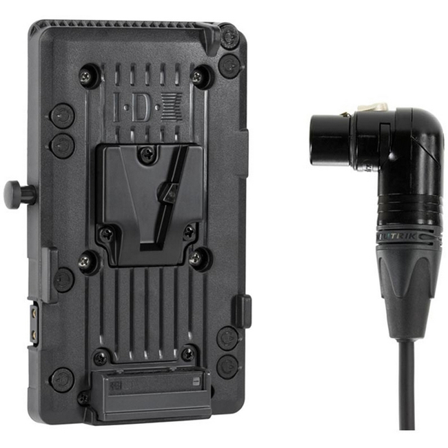 Wooden Camera - WC V-Mount (XLR-RA)