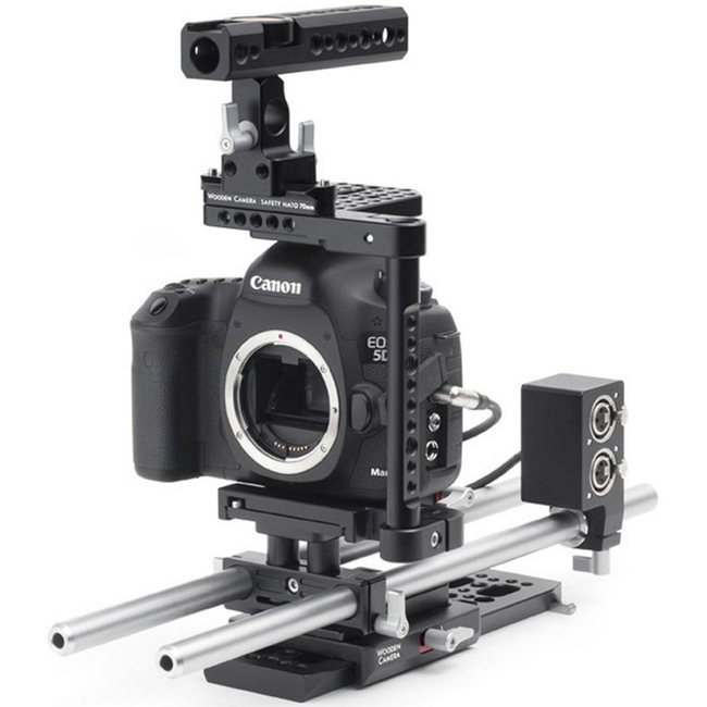 Wooden Camera - Canon 5DmkIII Accessory Kit (Advanced)