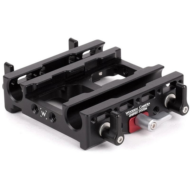Wooden Camera - Unified Baseplate Core Unit (No Dovetails)