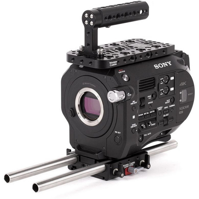 Wooden Camera - Sony FS7 Unified Accessory Kit (Base)