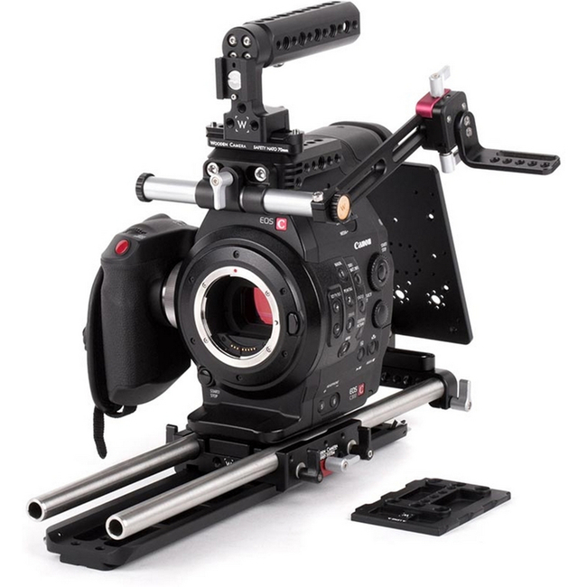 Wooden Camera - Canon C300 Unified Accessory Kit (Pro)