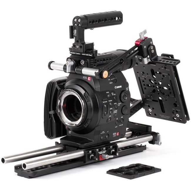 Wooden Camera - Canon C500 Unified Accessory Kit (Pro)