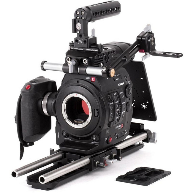 Wooden Camera - Canon C300mkII Unified Accessory Kit (Pro)