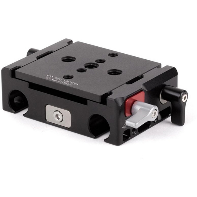 Wooden Camera - Unified DSLR 15mm Baseplate