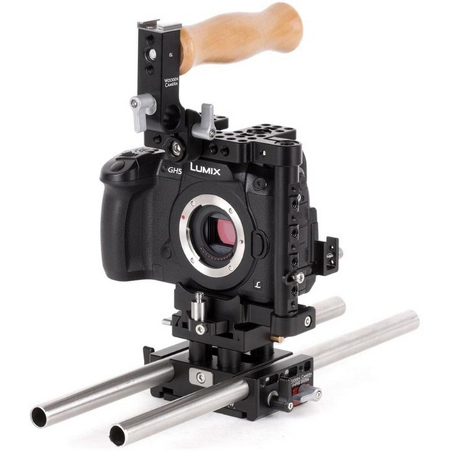 Wooden Camera - Panasonic GH5 Unified Accessory Kit (Base)