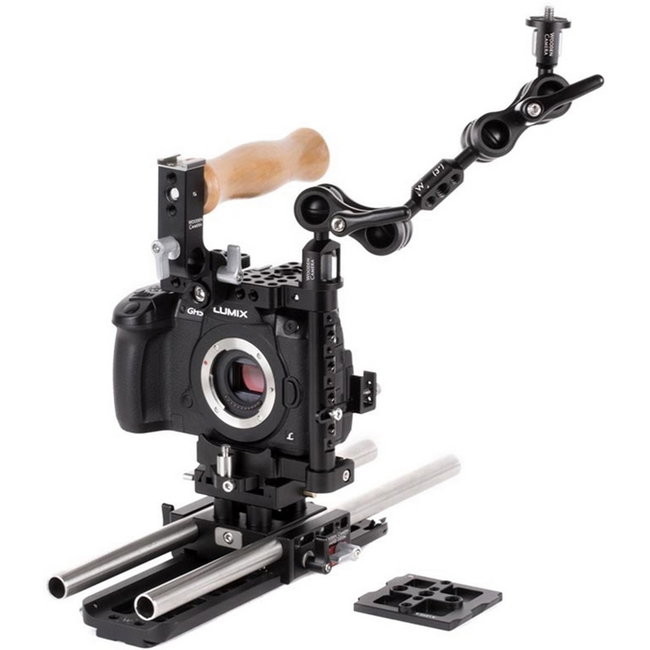 Wooden Camera - Panasonic GH5 Unified Accessory Kit (Advanced)