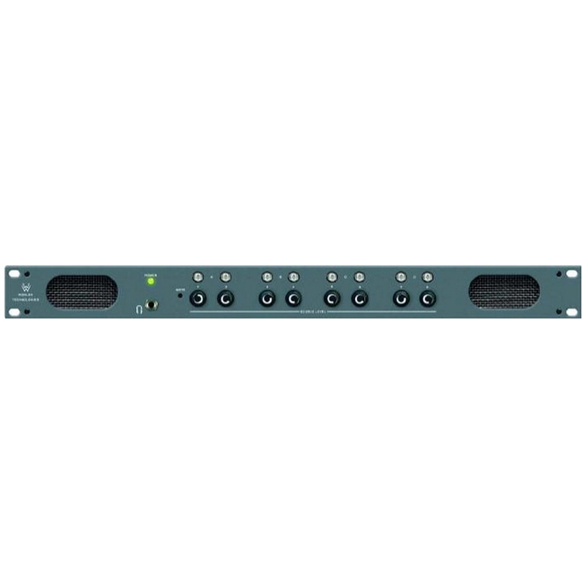 Wohler: 8 Channel, AES/Analog, Audio Monitor, 1RU