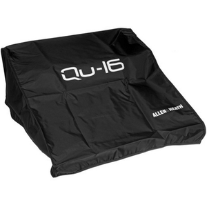 Allen and Heath: Qu-16 Optional Dust Cover