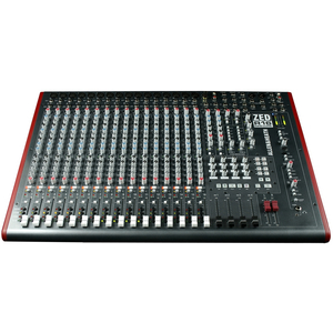 Allen and Heath: Zed r16 16 Channel Recording Mixer
