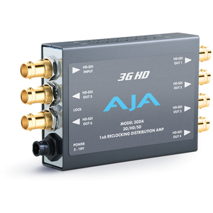 AJA: 3GDA Reclocking Distribution Amplifier