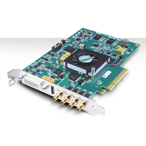 AJA: Kona 4 Capture Card with HFR support and cables