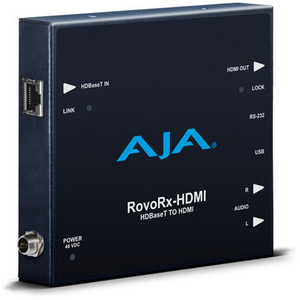 AJA: ROVORX-HDMI HDBaseT to HDMI (w/PoH)