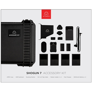 Atomos Accessory Kit for Shogun 7 with Travel Case