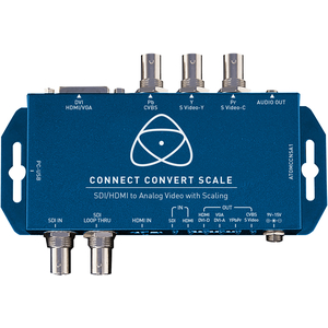 Atomos Connect Convert Scale | SDI/HDMI to Analog