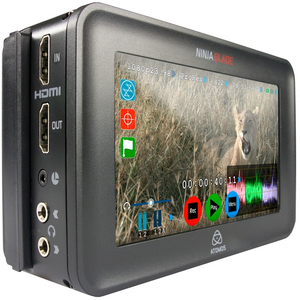 Atomos: Ninja Blade with Hard Case