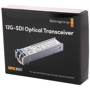 Blackmagic Adapter - 12G Bd Sfp Optical Module