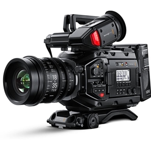 Blackmagic: Ursa Mini Pro - EF Mount