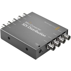 Blackmagic: 1:8 SDI Distribution Mini Converter