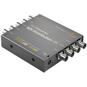 Blackmagic: 1:8 SDI 4K Distribution Mini Converter