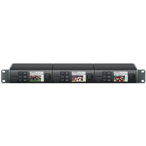 Blackmagic: Teranex Mini - Rack Shelf