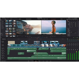 Blackmagic: Davinci Resolve 14 Studio (Virtual Software Key)