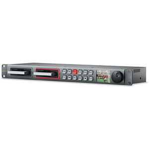 Blackmagic: HyperDeck Studio 12G