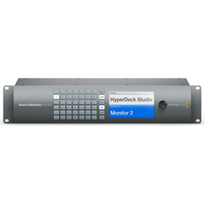 Blackmagic: Smart Videohub 40X40