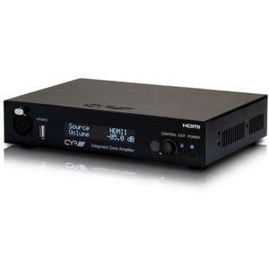 CYP: AU-A300 Integrated 2 Channel Zone Amplifier