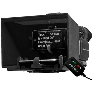 Datavideo: Prompter Hood & Cradle for Smart Phone, TP-100B