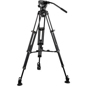 E-Image: GH08 Tripod Kit GA752 with Adjustable Mid Spreader