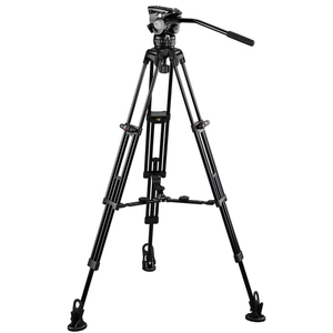 E-Image: GH10 Tripod Kit GA752 with Adjustable Mid and Floor Spreader