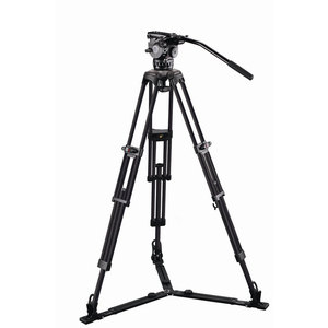 E-Image: GH10 Tripod Kit GC752 with Adjustable Mid and Floor Spreader