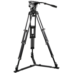 E-Image: GH25 Tripod Kit GA102 with Adjustable Mid and Floor Spreader
