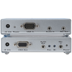Gefen: 1:1 VGA Extender with Audio (Over CAT5)