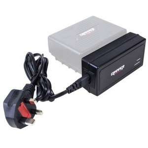 Hawk-woods: GR-1C - Gripper  Battery Single Ch Fast Charger (Power-con)