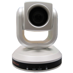 Huddlecam: PTZ Camera 20X Optical Zoom | USB 3.0 | 1080p | 58 degree FOV Sony Lens (White)