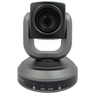 Huddlecam: PTZ Camera 30X Optical Zoom | USB 3.0 | 1080p | 63 degree FOV Sony Lens (Gray)