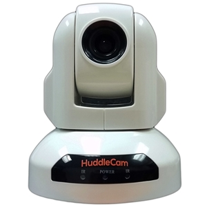 Huddlecam: PTZ Camera 3X Optical Zoom | USB 2.0 | 1080p | 74 degree FOV (White)
