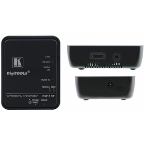 Kramer KW-14: Wireless HD Transmitter & Receiver